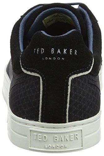 Ted Baker Sarpio, Sneaker Uomo Nero (noir # 000000)