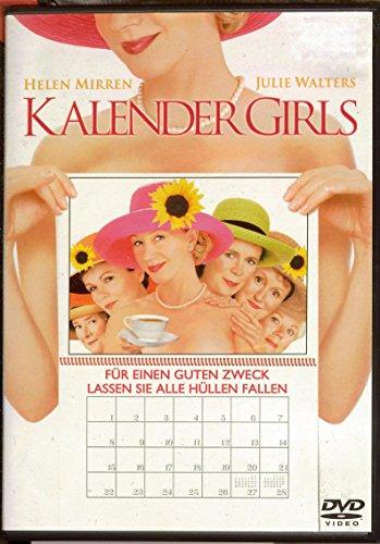 Kalender Girls - Miet-DVD