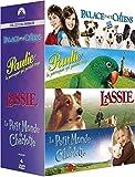 Paramount Collection Animaux: Palace pour chiens + Paulie le perroquet qui parlait trop + Lassie + Le petit monde de Charlotte [Import italien]