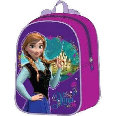 Kids Euroswan - Disney FR56864, Mochila Frozen, 24 cm de KIDS EUROSWAN