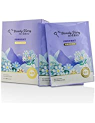 My Beauty Diary Alps Edelweiss Masque Ultra Réparation 2016 Nouvelle Version 8 Pcs
