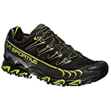 La Sportiva Ultra Raptor, Zapatillas de Trail Running para Hombre, Multicolor (Black/Apple Green 000), 40 EU