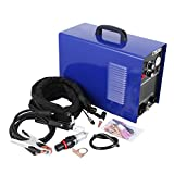 Hopopular 3 in 1 Plasma Cutter Tig Stick Welder 50Amp Air Plasma Cutter 220V Welding Machine (3 in 1)