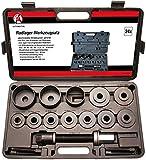 Kraftmann Universal Radlager Werkzeugsatz, 21-teilig, 67310