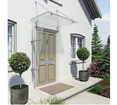 Palram Vordach, Regenschutz, Überdachung Taurus 1400 // 140x90 cm (BxT) // Pultvordach und Türüberdachung