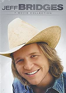 Jeff Bridges: 7 Movie Collection (Blown Away, The Fabulous Baker Boys, Rancho Deluxe, Stay Hungry, Texasville, Thunderbolt and