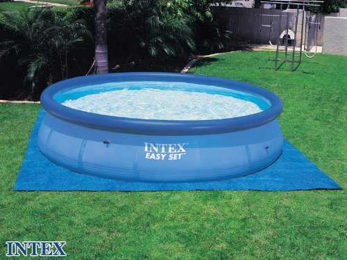 Intex - Tapis de sol piscine INTEX
