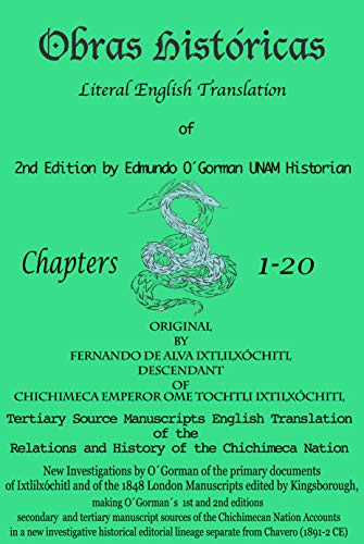 Donde Descargar Libros Gratis Obras Históricas: Chapters I - XX - English Translation En PDF