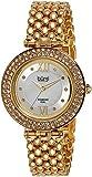 Bürgi BUR126YG - Reloj de Cuarzo para Mujeres, Color Oro