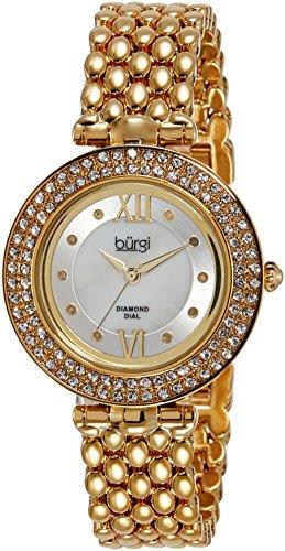 Montre bracelet - Femme - BURGI - BUR126YG