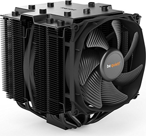 be quiet! Dark Rock 4 Pro CPU Kühler Top-Flow Prozessorlüfter für Intel und AMD BK022