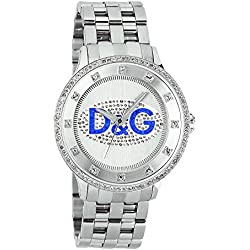 Unisex quartz wristwatch D&G Time Prime Time DW0133