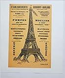 French Art Deco poster - Etablissements Girardot-Barland