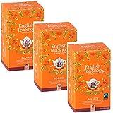 English Tea Shop Rooibos Biologico Made in Sri Lanka - 3 x 20 Sachets (120 Gram)