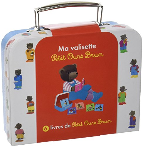 Ma valisette Petit Ours Brun - 6 poches