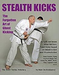STEALTH KICKS: The Forgotten Art of Ghost Kicking (The 'Kicks' series Book 5)