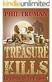 TREASURE KILLS (Legends of Tsalagee Book 1)