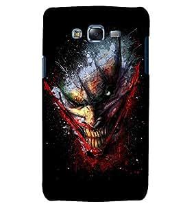 PRINTSHOPPII QUOTES Back Case Cover for Samsung Galaxy J5::Samsung Galaxy J5 J500F