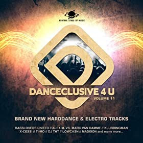 Various Artists-Danceclusive 4 U Vol. 11