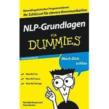 NLP-Grundlagen für Dummies Das Pocketbuch (German Edition)
