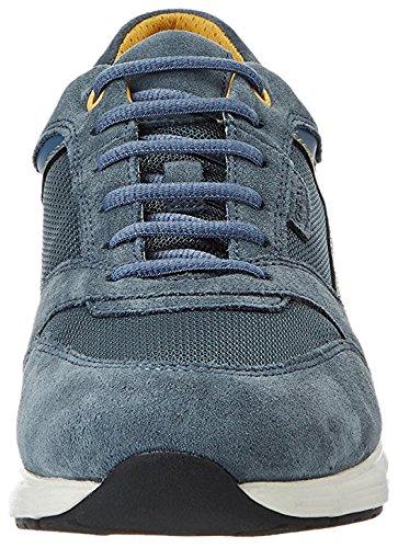 Geox Herren Uomo Dynamic D Sneaker Blau