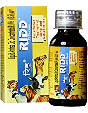 Dog Lovers Ridd Anti-Tick and Flea Solution Controller (60 ml)