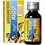 Dog Lovers Ridd Anti-Tick & Flea Solution Controller 60 Ml