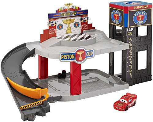 Cars - DWB90 - Garage Piston Cup