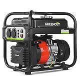 Greencut GRI200XM GRI200XM-Generador electrico Inverter Motor Gasolina 4 Tiempos OHV Salida 2kw...