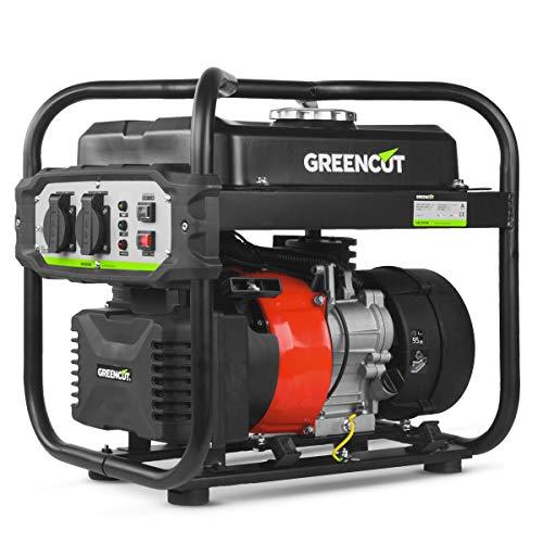 Greencut GRI200XM GRI200XM-Generador electrico Inverter