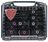 Bosch Professional 36tlg. Innenausbau-Set für Multifunktionswerkzeuge Starlock (i-BOXX)