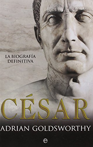 Portada del libro Cesar - Edición 15º (Historia)