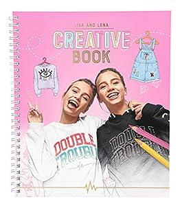 Top Model Cuadernos para Colorear Multicolor