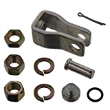 febi bilstein 07093 Reparatursatz Rundlochgabelgelenk für Membranzylinder