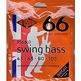 Jeu de Cordes Swing Bass Rotosound 66 LD Standard 45-65-80-105