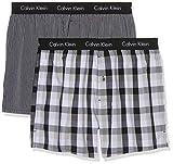 Calvin Klein Underwear 000NB1039A - Caleçon - Lot de 2 ...