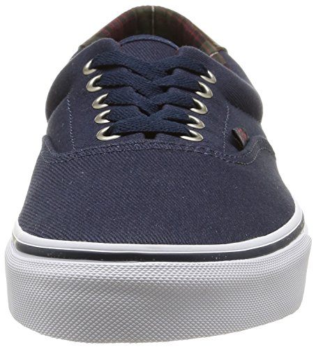 Vans U Era 59 Plaid, Baskets Basses Mixte Adulte Bleu (Plaid/Dress Blues)
