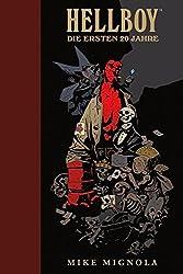 Hellboy - Die ersten 20 Jahre - Artbook