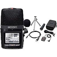 Zoom H2-N Grabador digital portátil + Kit de accesorios