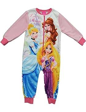 Disney Princess Mädchen, Fleece, Größen 2 bis 8 Jahren