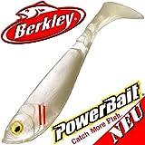 Berkley Powerbait Pulse Shad Gummifisch 6cm Pearl White 2016 5 Stück im Set NEU