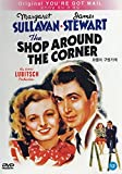 SHOP AROUND THE CORNER,NTSC KOREAN IMPORT:STARS JAMES STEWART AND MARGARET SULLAVAN