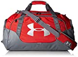 Under Armour Undeniable, Duffle 3.0 Bag Unisex, Red,