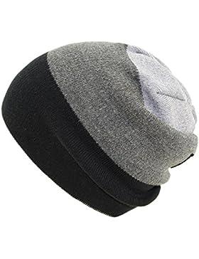 Eisbär Sombrero De Punto Para Niños Gorro Oversize Invierno Beanie Productos Marca Merina (EB-71004-W17-JU0) incl...