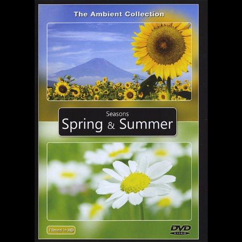 Natur DVD - Jahreszeiten: Frühling & Sommer mit entspannender Musik (Dvd Musik Mit)