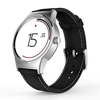 Alcatel MT10 Armbanduhr, 14,4 x 23,2 x 5,2 cm, silberfarben