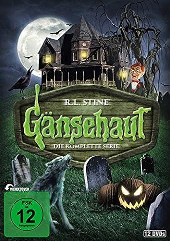 Gänsehaut (Goosebumps) - Ltd. Deluxe Box [12 DVDs]
