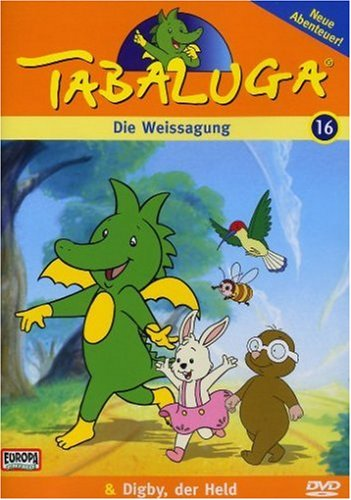Tabaluga 16 - Die Weissagung/Digby der Held