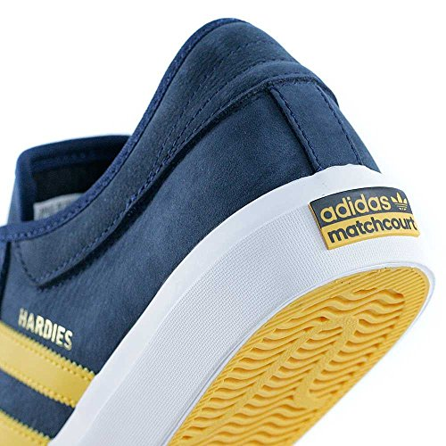 Adidas Skateboarding Hardies Matchcourt BB8551 sneakers uomo scarpe ginnastica Navy