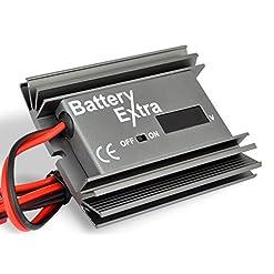 Ricondizionatore desolfatore per batterie 12/24Volt, ricondiziona le vostre vecchie batterie, estende la vita di  quelle nuove, ideale per barche, camper, batterie solari, batterie a ciclo profondo e batterie per il tempo libero. –